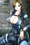 Kesshoku Mikan (Anzu, ume) COBALT DELPHINIUM (Resident Evil: Revelations) {} Digital