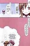 (COMIC1☆6) TwinBox (Hanahanamaki, Sousouman) Himitsu no Shinkon Nikki - Newly-Married Couple\'s Secret Diary (Sword Art Online) {woootskie}