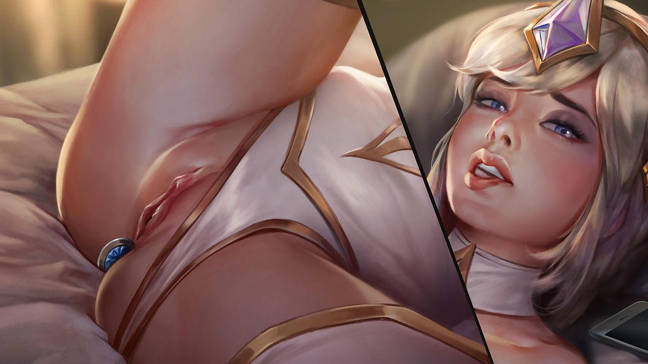 Lux porn lol