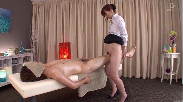 Subtitled traditional Japanese bottomless massage Yui Hatano HD