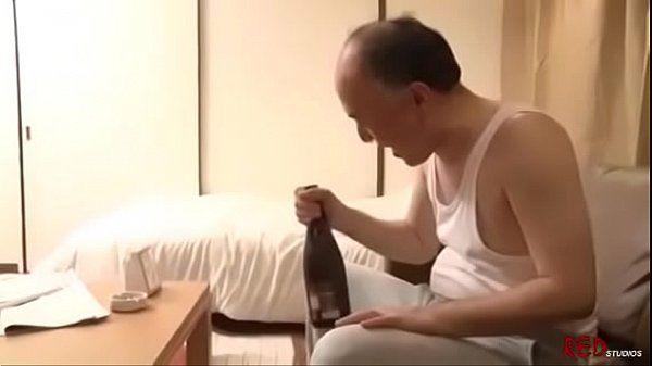 Old Man Fucks Hot Young Girl Next Door Neighbor-Japan Asian-Part4