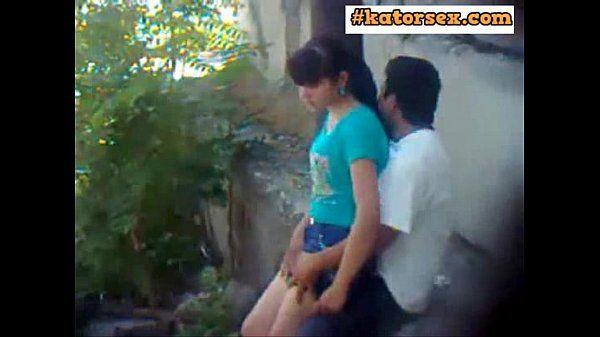 Pinay sex outdoor