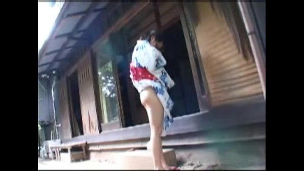 Kimono Girl Gets Serve Spanking Punishment