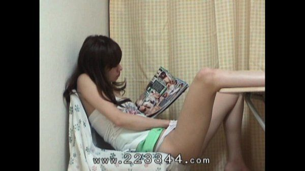 Peep Japanese slender girls private-life by hidden camera.