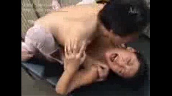 Mature chinese nurse fucked hard by staffs
