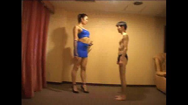 Tall Japanese Trampling & Mixed Wrestling