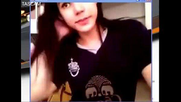 buriram thai girl football fan club on webcam