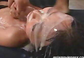 DASD-136A - 500 Semen Initiation Consecutive Cumbath 1