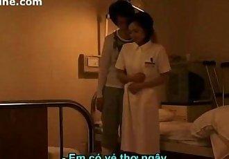 Nữ Y tá dâm đãng Vietsub - Vietnam - 14 min