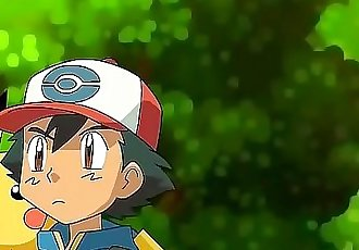 Hentai Pokemon: Ash x Pikachu x JessieFull video in: https://ouo.io/UchyH3 2 min HD