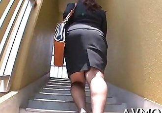 Mother i would like to fuck chick turns herself on - 5 min