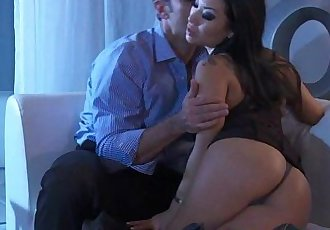Asa Akira eager to meet and fuck her new stud - 10 min