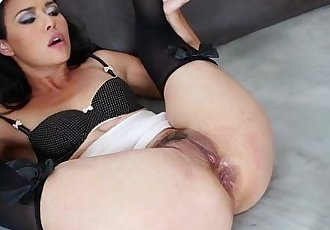 Masked Slut Assfuck After The Party - 10 min HD