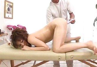 Amazing show by Saori - 8 min