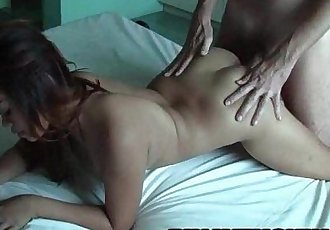 Asian Amateur Gets Jizzed After Fucking - 5 min