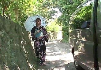 41Ticket - Haruka Natsumis Summertime Fucking - 5 min HD