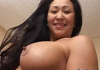 Kitty is a hot Asian MILF - 16 min