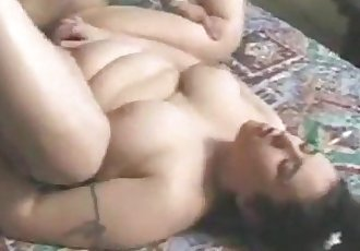 Fat Chick Fucked Hard In The Asshole - 2 min