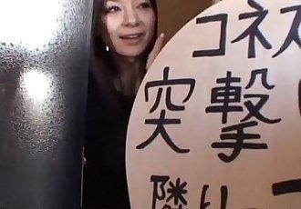 Asian bitch getting her face sperm smeared - 51 sec