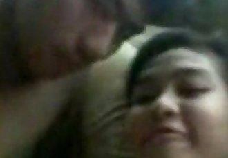 Ani masih remaja - Young Indo couple - 2 min