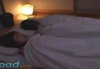 Young Asian molested by lusting stepbrother - 9 min