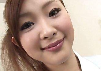41Ticket - Nurse Suzuka Ishikawa Fucked in Threesome - 5 min HD+
