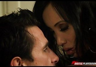 Busty Asian pornstar Katsuni begs her man for rough-sex - 5 min HD