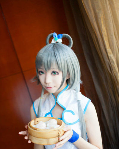 Coser QingQing - part 14