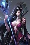 League of Legends: Several Artists and Cosplay