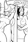 Elise-Sejuani and Maleficent