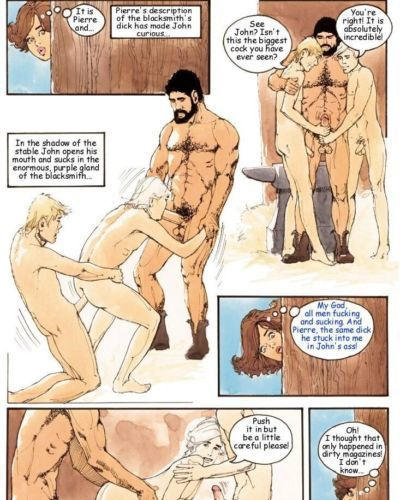 The Erotic Adventures Of Debby And Daphne - part 3