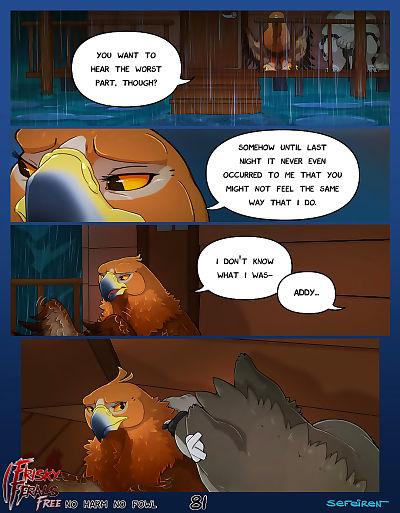 No Harm No Fowl - part 5