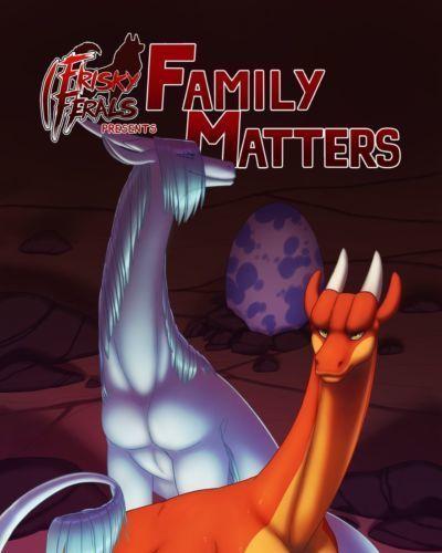 Frisky Ferals - Family Matters