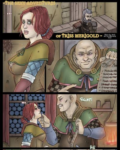 The Sexy Adventures of Triss Merigold