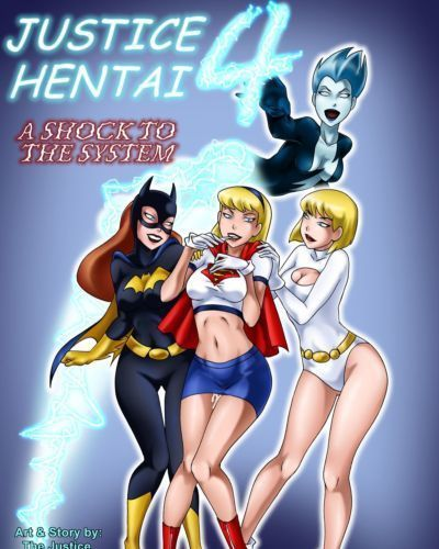 Justice Hentai 4-A Shock to System