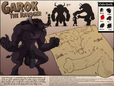 Garok the Ravager