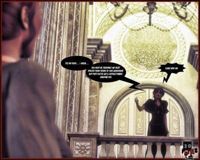 的 传奇 的 alucardia - 一部分 14