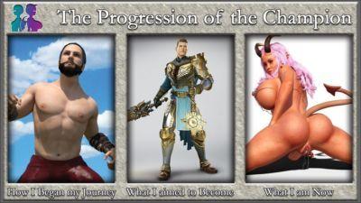 Corruption of the Champion - part 21