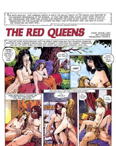 The Red Queens