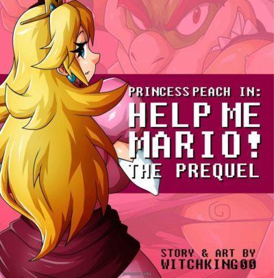 Princess Peach- Help Me Mario!