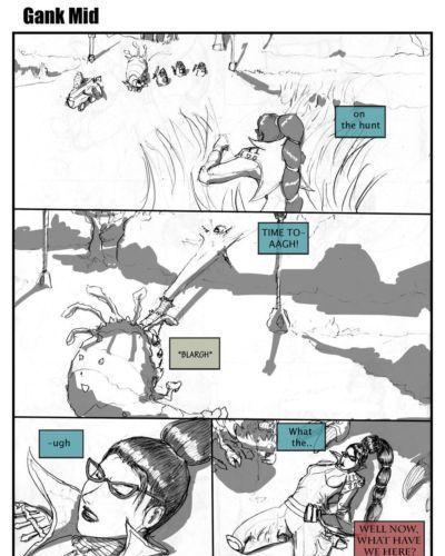 [Aka6] LoL Comic (League of Legends)