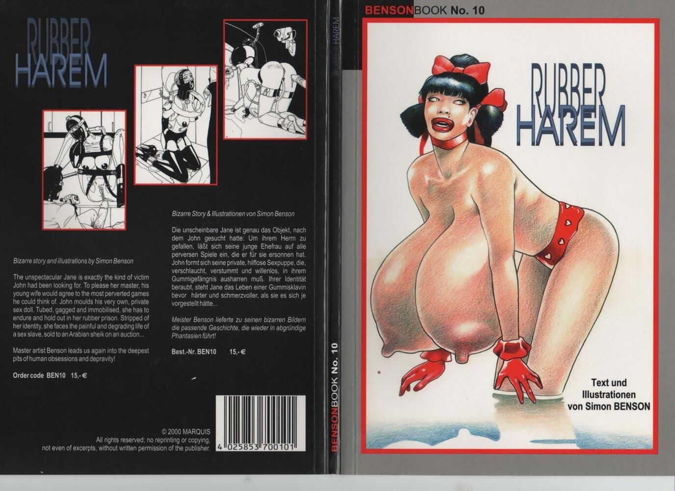 Benson Book #10: Rubber Harem