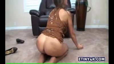 Step mom teaching her step son to jerk off - 5 min