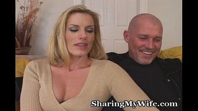 Curious Couple Seeks Young Guy For Fucking Wife - 5 min