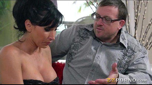 Huge tits wife Lezley Zen fucked and cum facialed