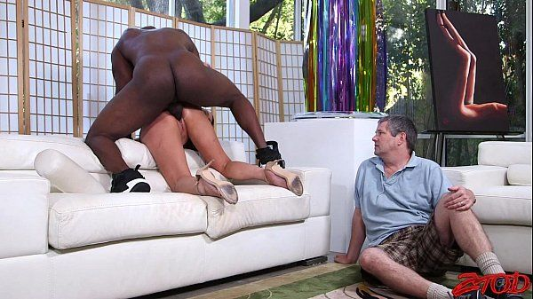 Abbey Brooks Busty Milf Trying Interracial