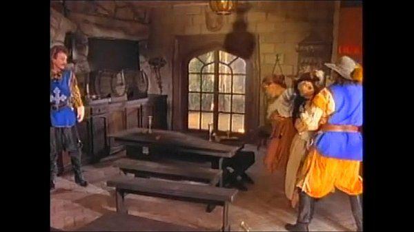 Francesca Le, Madison & da boysThree musketeersTavern scene 2