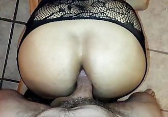 Fucking the big ass of a milf from www.maturedating.club - 3 min