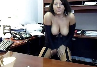 hot milf at work 2