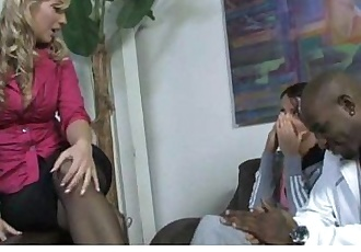 Watching my mom going black amazing interracial porn 38